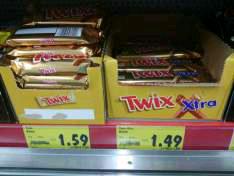 Twix Xtra 75 gramów za 1.49 zł @Kaufland