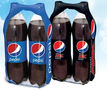 Pepsi lub Pepsi MAX 2x1,75 L lub 4x1,75 1,20zł/L @Biedronka