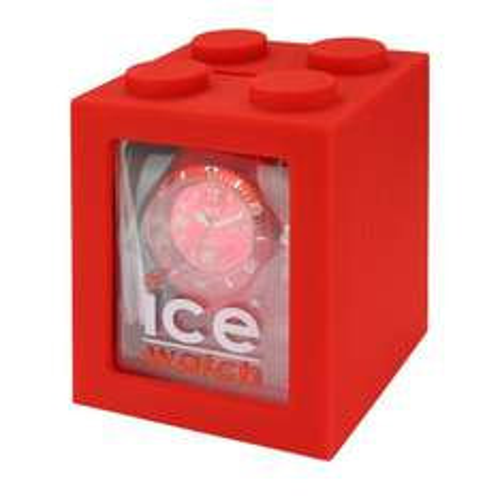 Ice-watch Unisex SILI SI.RD.U.S.09 (czerwony) za ok. 182,05 zł @ Amazon UK