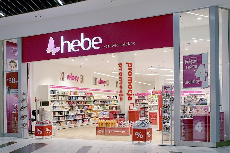 1+1 za GROSZ na wybrane grupy produktów @ Hebe