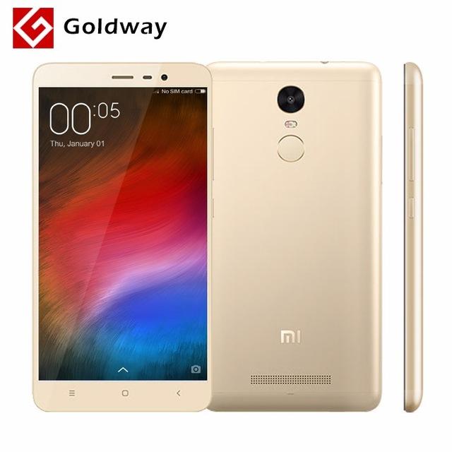 """Xiaomi Redmi 3 Note Pro Prime (3GB RAM, Snapdragon 650, 5,5"""" FHD) za niecałe 660zł @ AliExpress (Goldway)"""