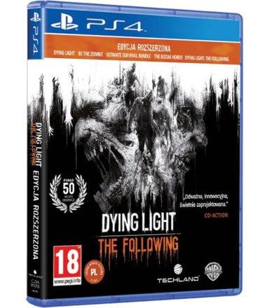 Dying Light: The Following Enchanced Edition (PS4 i XONE) za 119zł @ Zadowolenie