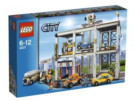 LEGO CITY Warsztat samochodowy za 249,99zł @ planetaklockow.pl