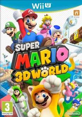 Super Mario 3D World [Wii U] za 132,99zł @ PowerPlay