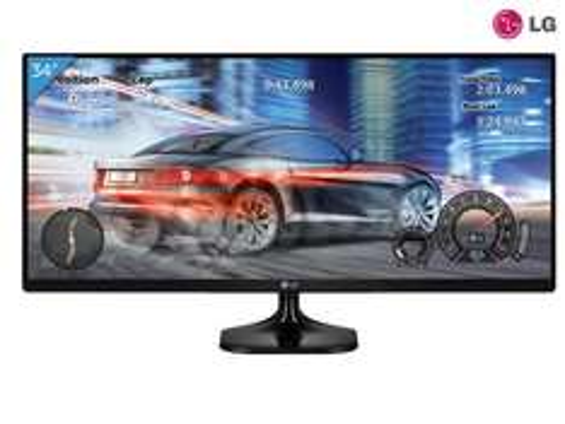 """Monitor LG 34"""" UltraWide 21:9  300PLN taniej"""