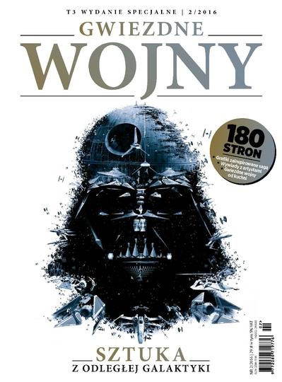 Przedsprzedaż  wydania specjalnego magazynu T3 - Gwiezdne Wojny