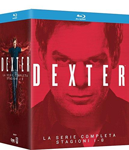 Dexter - kompletna seria (8 sezonów, 32 płyty Blu-Ray) za ok. 285zł @ Amazon.it