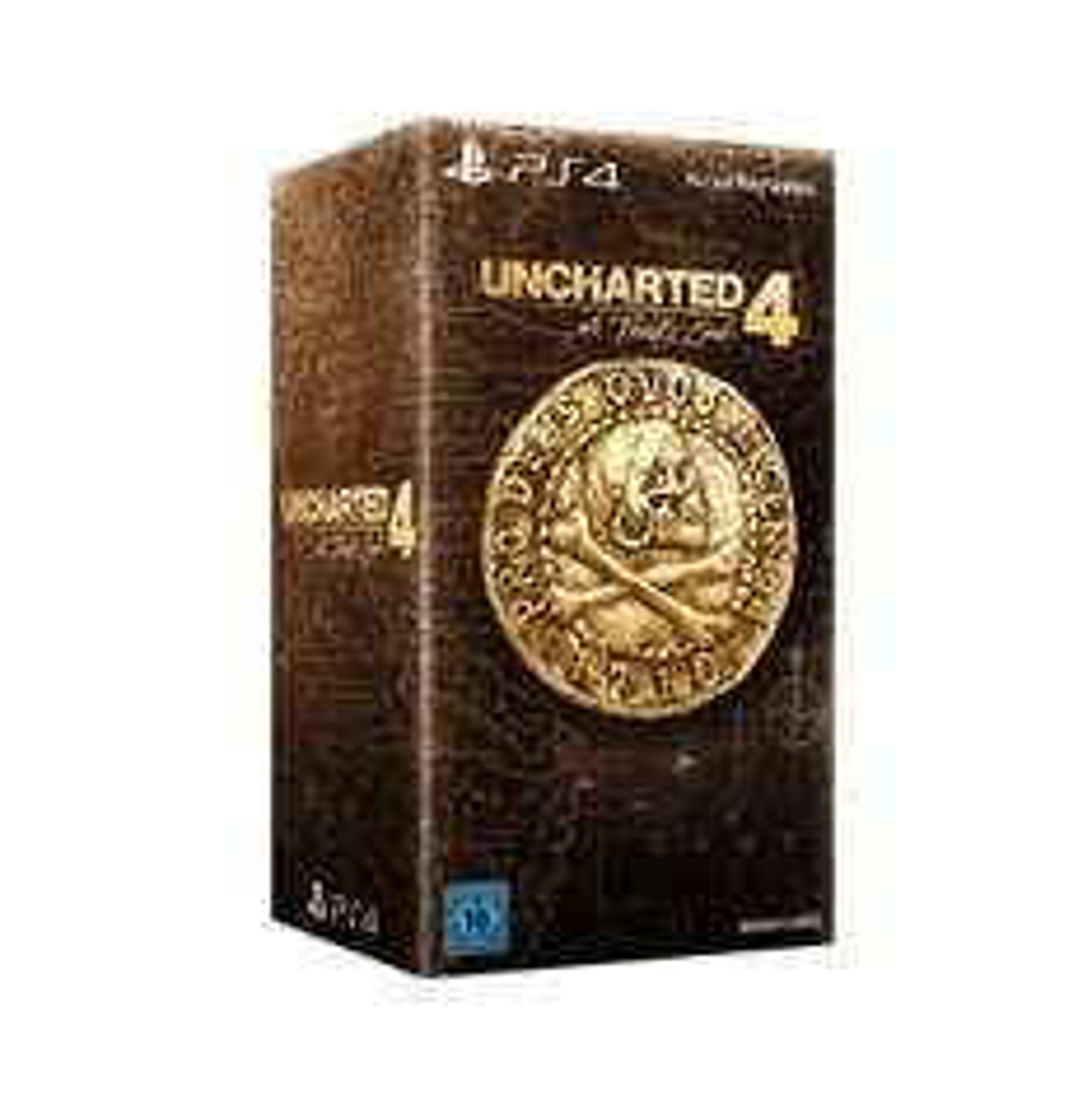 Uncharted 4: Kres Złodzieja - edycja kolekcjonerska (PS4) za ~ 365zł @ Amazon.de