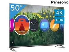 "Panasonic 50"" 4K HDR Smart TV"