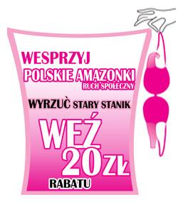Bon 20 zł na zakup nowego biustonosza PANACHE @ dotykamwygrywam.pl