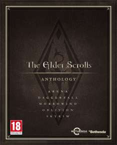 The Elder Scrolls Anthology powraca!