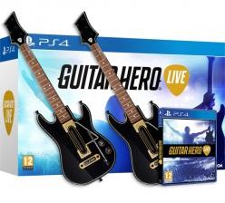 Guitar Hero Live - Zestaw gra + 2 gitary na PS4