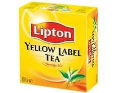 Herbata Lipton Yellow Label 100 torebek za 9,99zł @ Netto