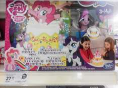 TESCO - My Little Pony Poppin' Pinkie Pie