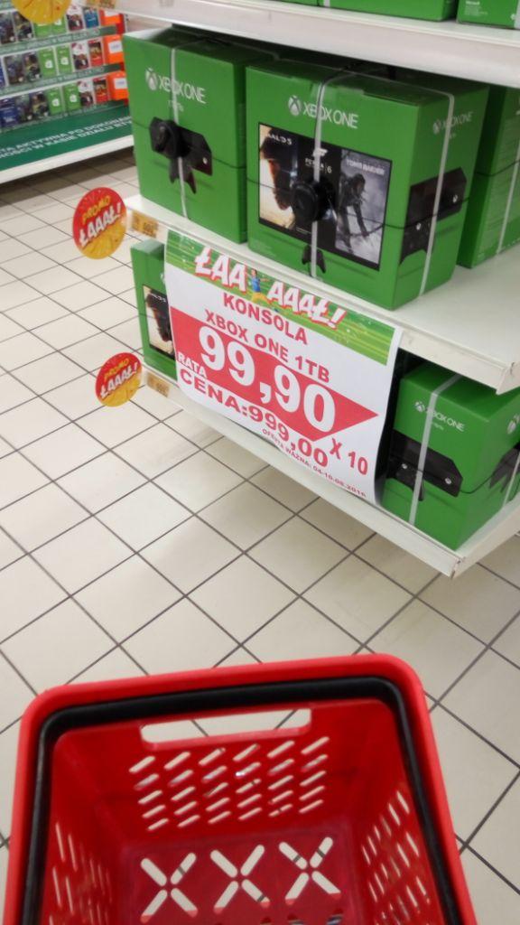Xbox ONE 1TB ----> Auchan