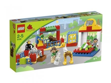 LEGO DUPLO 6158 Szpital dla zwierząt 50% taniej - 82,90 zł zamiast 169,99 zł @ Planeta Klocków
