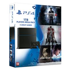 Playstation 4 1TB + 4 gry + dodatkowy kontroler za ok. 1715zł @ Game