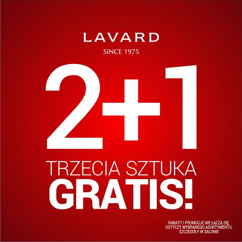 Trzecia rzecz GRATIS @ Lavard