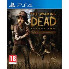 Walking Dead: Season Two na PS4