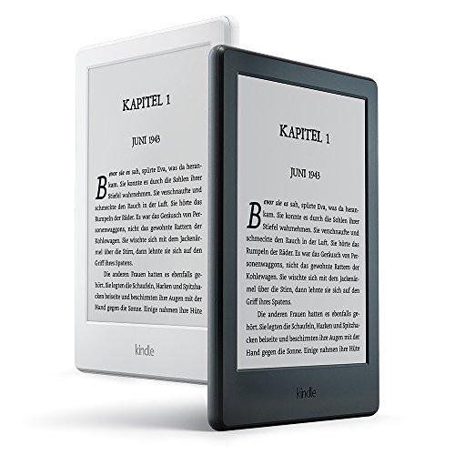 Obniżka cen czytników Kindle (Voyage aż -30€) @ Amazon.de