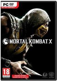 Błąd! Mortal Kombat X Premium na PC za ok. 20,29zł @ CDkeys