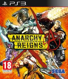 Anarchy Reigns na Playstation 3 za 8,91zł @ Karen