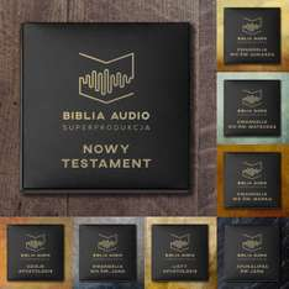 Biblia Audio - Superprodukcja za darmo