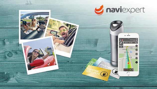 NaviExpert Polska oraz NaviExpert Polska i Europa 30% taniej