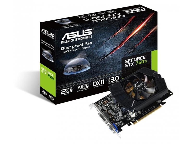 Gorący strzał! - ASUS GeForce GTX750Ti 2048MB @x-kom