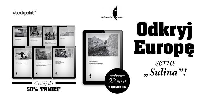 Odkryj Europę 50% taniej @ ebookpoint.pl