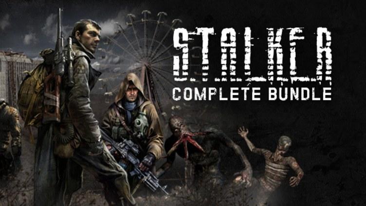 S.T.A.L.K.E.R. Complete Bundle za ok. 36zł @ Bundle Stars
