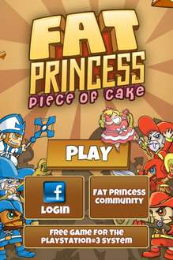 Fat Princess: Piece of Cake za darmo na Androida oraz iOS'a