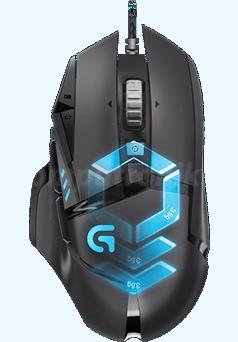 Mysz Logitech G502 Proteus Spectrum za 249zł @ Komputronik