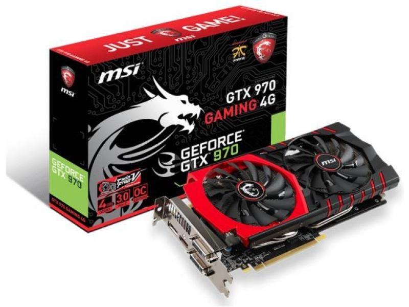 MSI GeForce GTX970 + darmowa dostawa !  @X-KOM