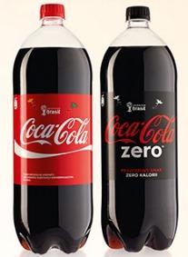 #Biedronka: Coca-Cola 1,75l za 3,09zł
