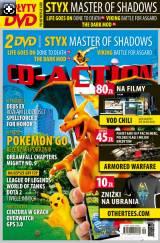 Wiele bonusów przy zakupie Magazynu CD Action: 80zł NA FILMY VOD CHILI, Kod – ARMORED WARFARE, Kod – OTHERTEES.COM
