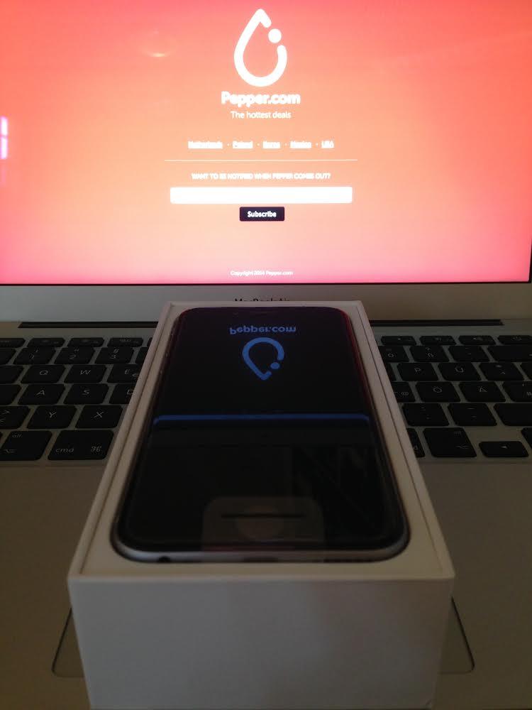 KONKURS - Czekamy na zwycięzce iPhone'a 6!
