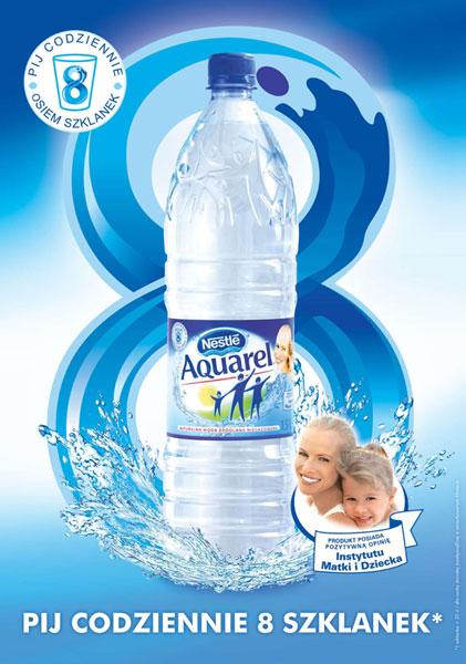 Woda źródlana Nestle Aquarel 1,5l - 0,89 zł @ KAUFLAND