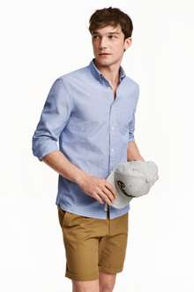 koszule H&M 100% bawełna od 23,90