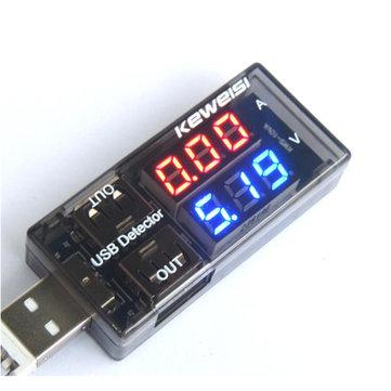 Tester USB 3V-9V @ banggood.com