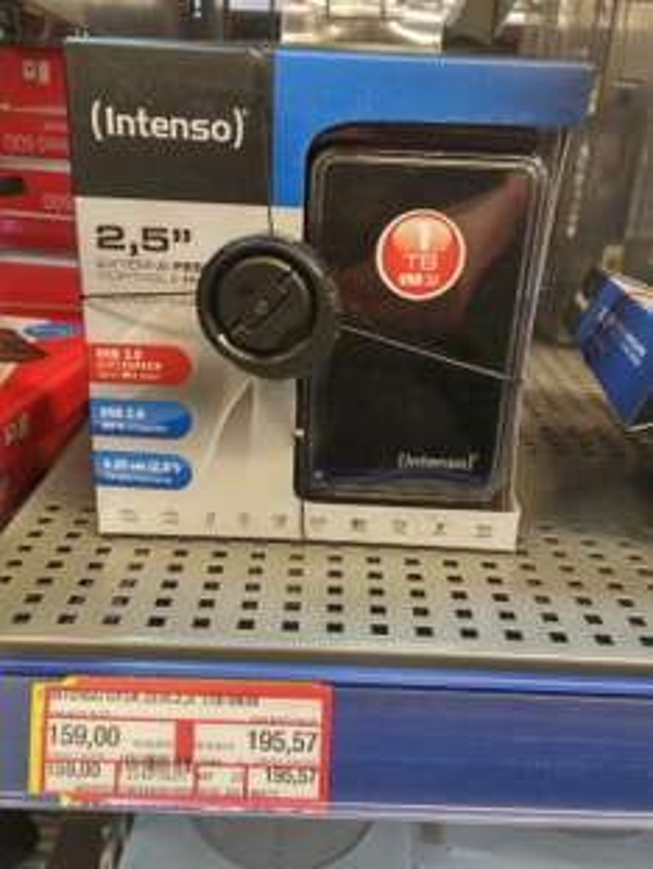 """Dysk zewnętrzny 2,5"""" Intenso 1TB 195,57 zł - USB 3.0"""