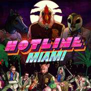 Promocja na serię Hotline Miami @ Gamersgate