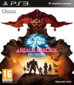 Final Fantasy XIV: A Realm Reborn [Playstation 3] za 15,10zł z dostawą @ Zavvi