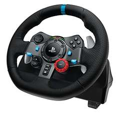 Logitech G29 Driving Force Racing Wheel (PC, PS3, PS4) za ok. 680zł (50% ceny w Polsce!) @ Amazon.uk