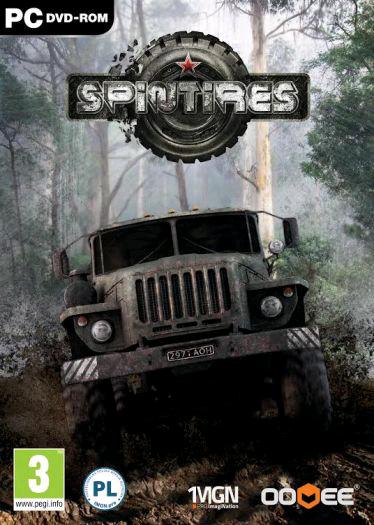 Spin Tires Wersja cyfrowa Steam @ sklep.gram.pl