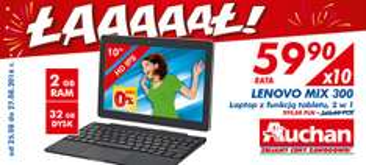 Lenovo MIX 300 @Auchan