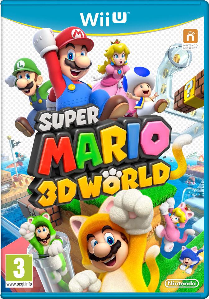 Super Mario 3D World (Wii U) za 153 zł @ ZAVVI