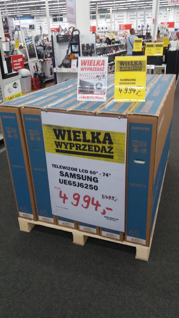 Samsung UE65J6250 4994zł