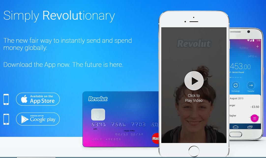 REVOLUT - Rewolucyjna karta walutowa i appka - nienawidzona przez banki