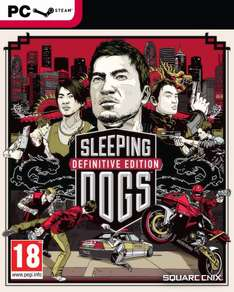 Sleeping Dogs: Definitive Edition (PC) DIGITAL @ muve.pl